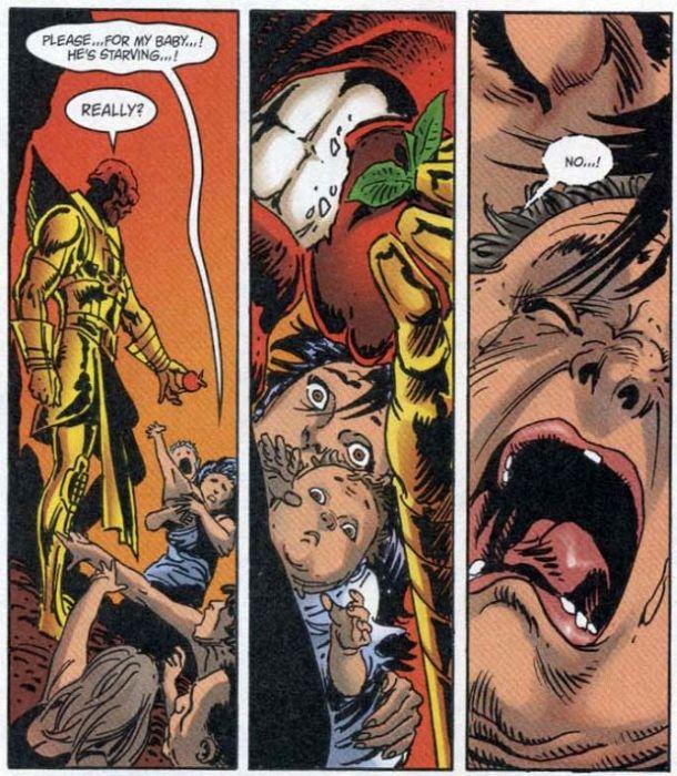 xman comic book tv tropes - 610×700