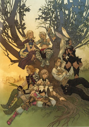 Final Fantasy XII (Video Game) - TV Tropes