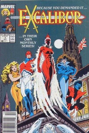 Excalibur (Comic Book) - TV Tropes