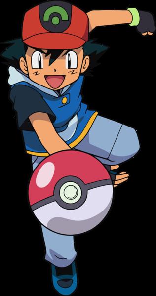 Pokemon Gen 4 Anime Characters : Pokémon anime ash and pikachu characters tv tropes