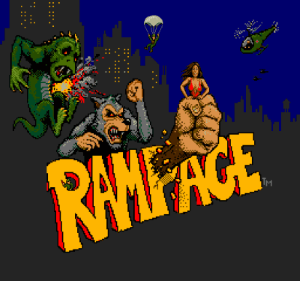 Rampage Video Game Tv Tropes