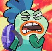 Fish hooks characters tv tropes for Milo fish hooks