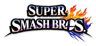 Smash Bros Melee Logo