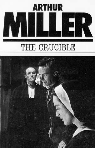 A literary analysis of salem in the crucible by arthur miller