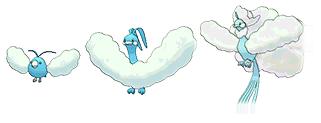 pokemon chimecho evolve