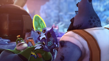 Ratchet Clank All 4 One Funny Tv Tropes