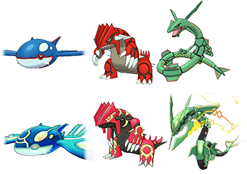 Pok 233 Mon Generation Iii Wailmer To Deoxys Characters