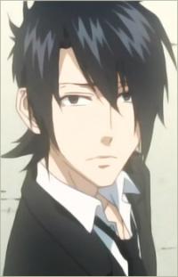 Nabari no Ou / Characters - TV Tropes Nabari No Ou Characters