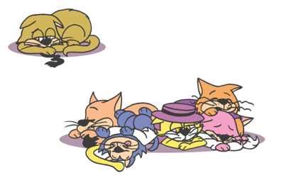 Cats Gangs And Leaders (Fanfic) - TV Tropes