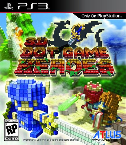armor hero games. 3D Dot Game Heroes is a title
