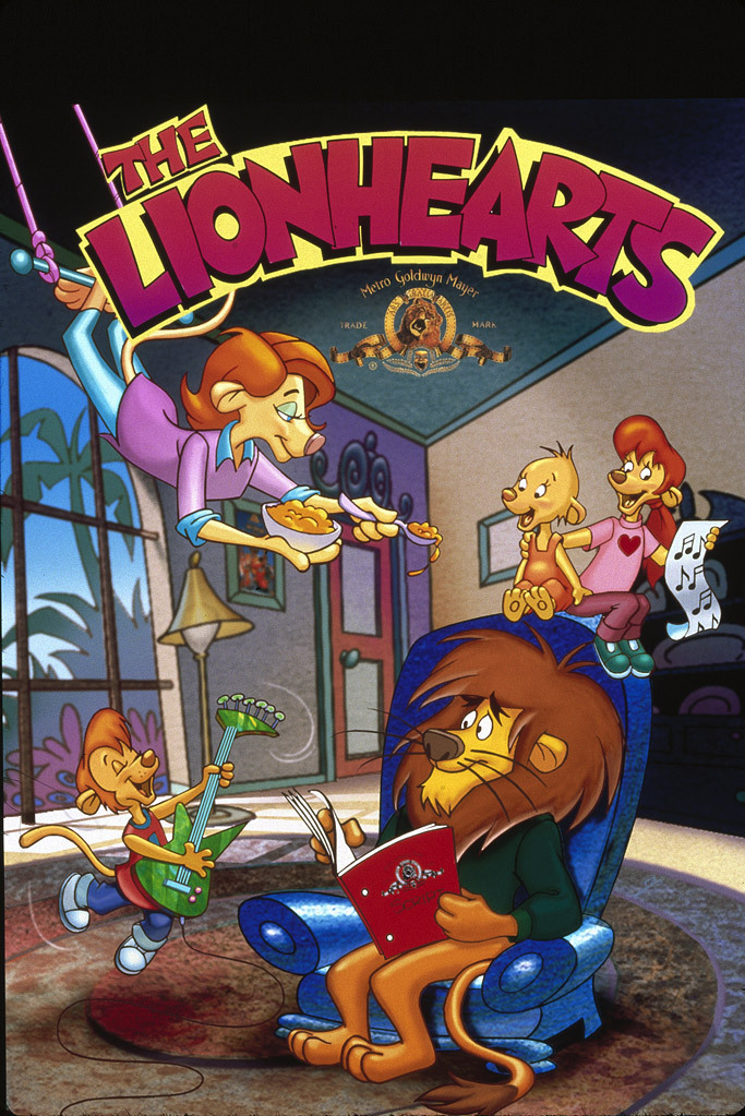 the lionhearts western animation tv tropes