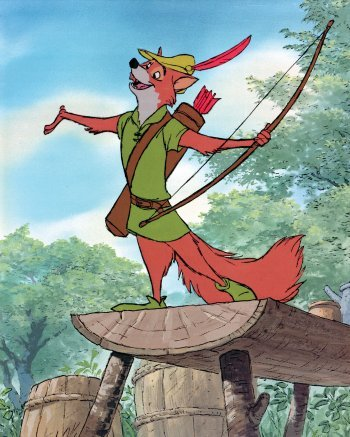 Disney Robin Hood Characters Tv Tropes