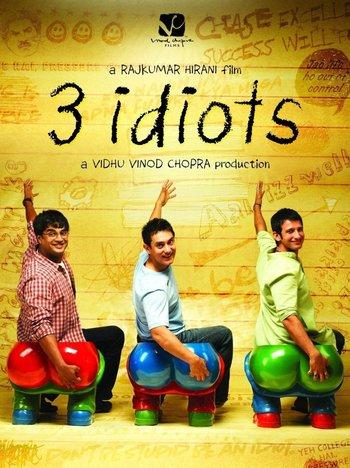 three idiots music director