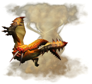 Monster Hunter Third Generation Monsters Characters Tv Tropes