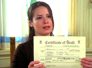 https://static.tvtropes.org/pmwiki/pub/images/3x20_piper_with_leos_death_certificate.jpg