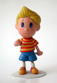MOTHER 3 / Characters - TV Tropes