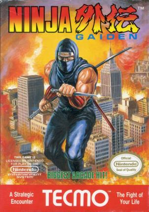 Ninja Gaiden (Video Game) - TV Tropes
