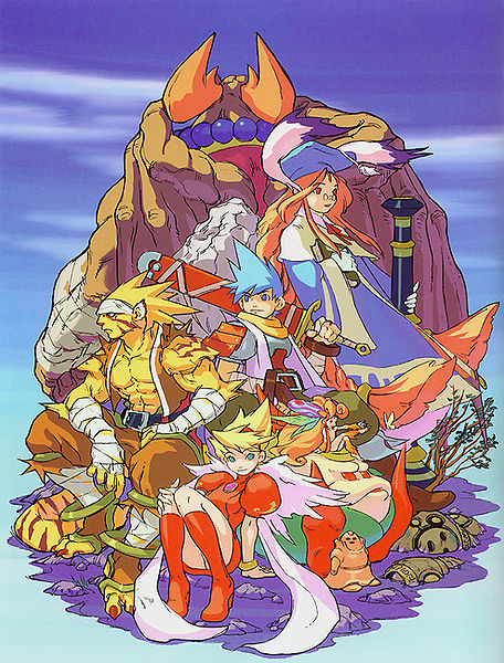 Breath of Fire III (Video Game) - TV Tropes on