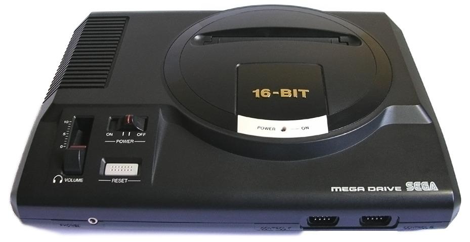 Mega Drive, 16-Bit