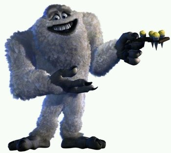 Monsters, Inc. / Characters - TV Tropes