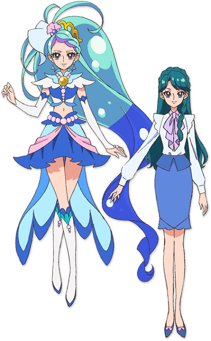 Go! Princess Pretty Cure / Characters - TV Tropes