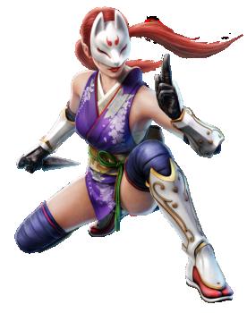kazuya mishima devil form