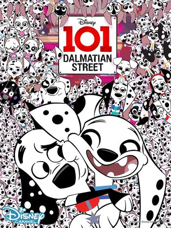 101 Dalmatian Street (Western Animation) - TV Tropes
