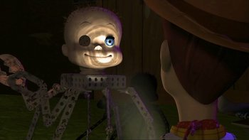 Toy Story Nightmare Fuel Tv Tropes