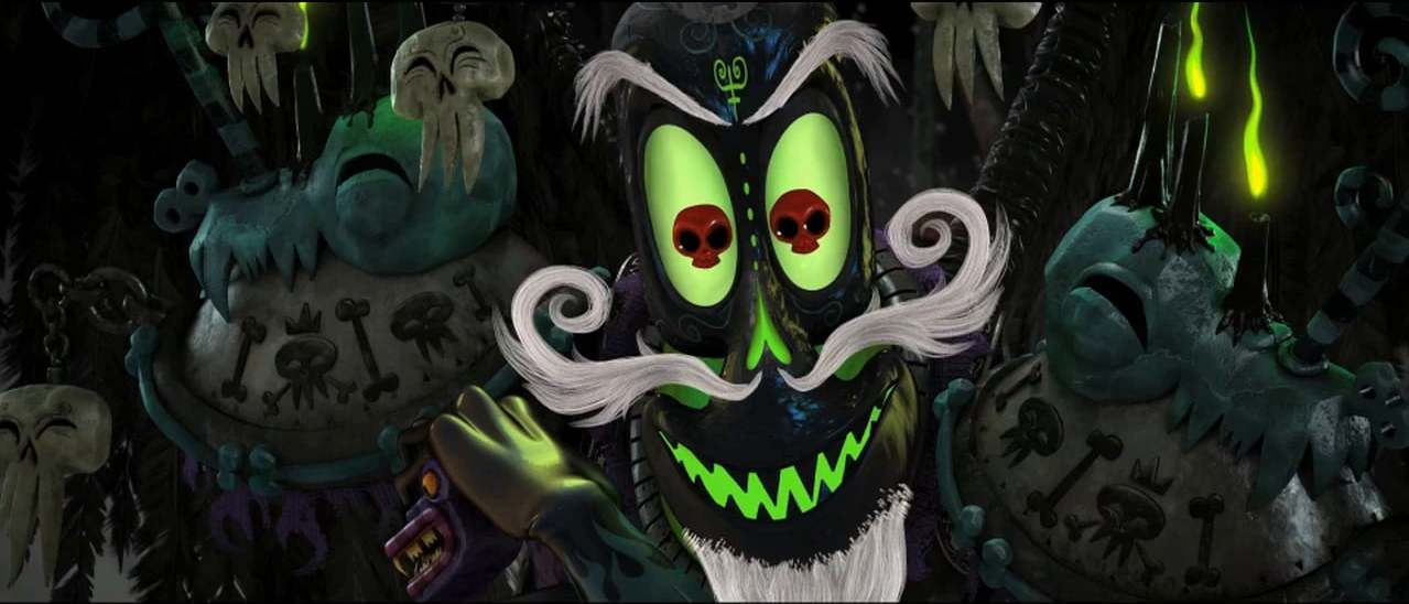 the book of life nightmare fuel tv tropes