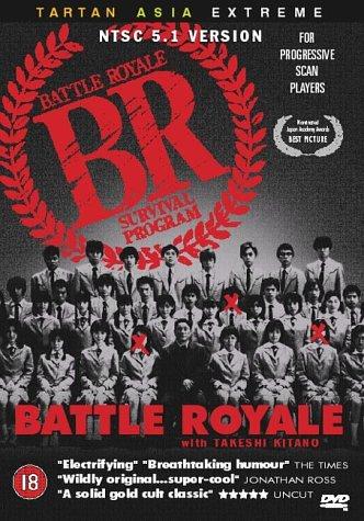 Battle Royale (Literature) - TV Tropes