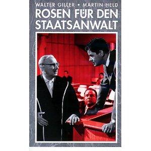 Rosen FГјr Den Staatsanwalt
