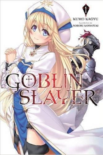 Light Novel / Goblin Slayer