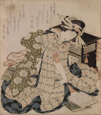 http://static.tvtropes.org/pmwiki/pub/images/528px_katsushika_hokusai___courtesan_asleep___google_art_project.jpg