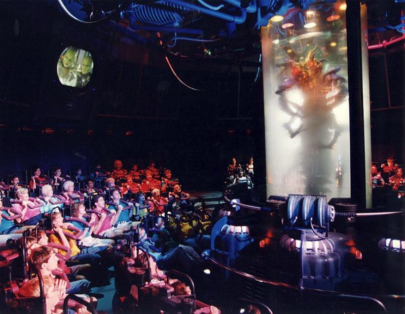 Extraterrorestrial Alien Encounter Ride Tv Tropes