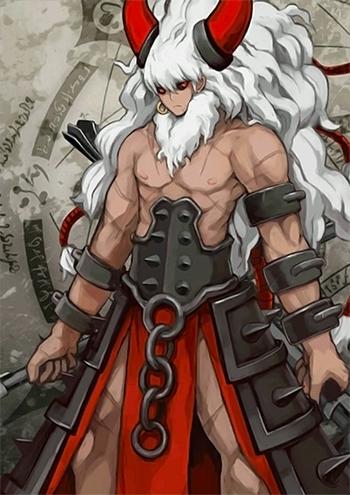Fate/Grand Order: Berserkers / Characters - TV Tropes
