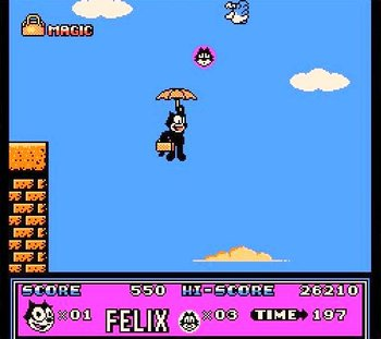 Felix The Cat Video Game Tv Tropes
