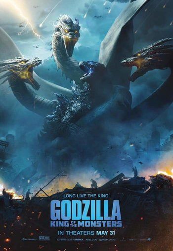 473581e280a Godzilla: King of the Monsters (2019) (Film) - TV Tropes