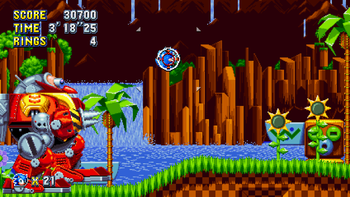Sonic Mania / Awesome - TV Tropes