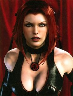 Bloodrayne Characters Tv Tropes