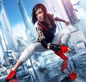 Video Game Mirrors Edge Catalyst