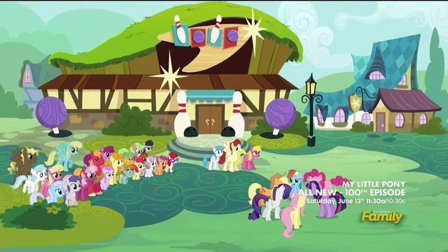 "Slice Of Life Quote: My Little Pony: Friendship Is Magic S5E9 ""Slice Of Life"