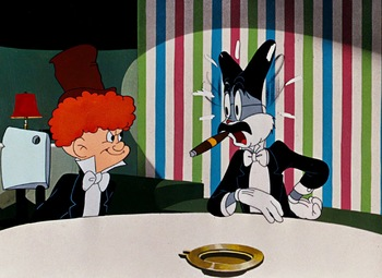 Slick Hare (Western Animation) - TV Tropes