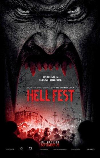 Hell Fest (Film) - TV Tropes