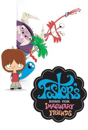 ~ Birthday Party Supplies Mac 8 FOSTER/'S HOME FOR IMAGINARY FRIENDS THANK YOUS