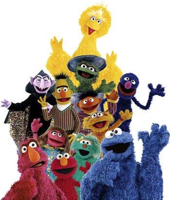 Sesame Street / Characters - TV Tropes