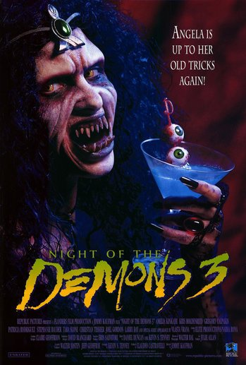 night of the demons 3 film tv tropes
