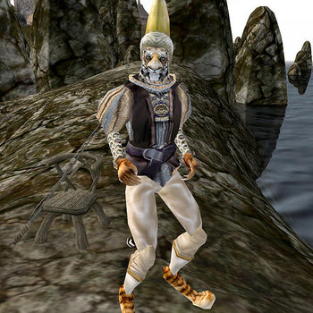 The Elder Scrolls III: Morrowind / Characters - TV Tropes