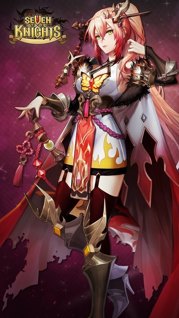 Seven Knights Special Heroes / Characters - TV Tropes