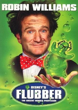 Flubber Cast