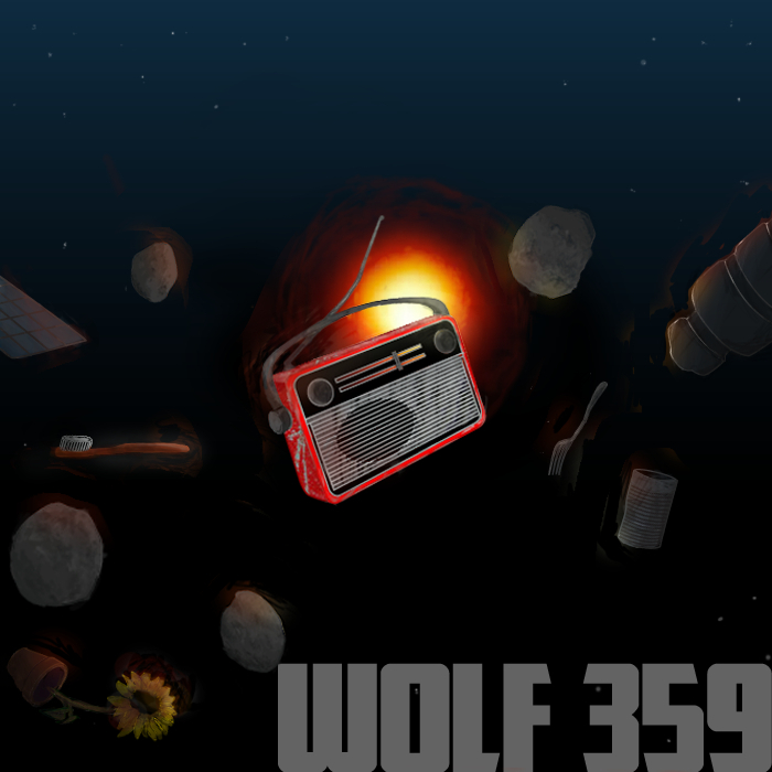 Image result for wolf 359 podcast